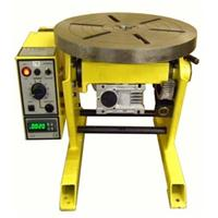 Welding positioners and turntables.
